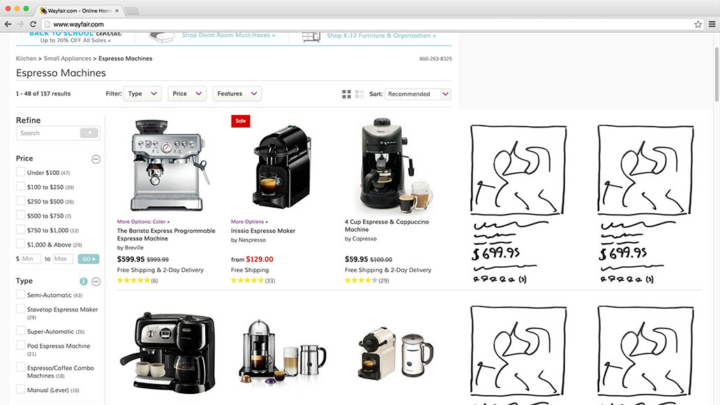 Responsive Upscaling: 11 Ideas for Large-Screen E-Commerce