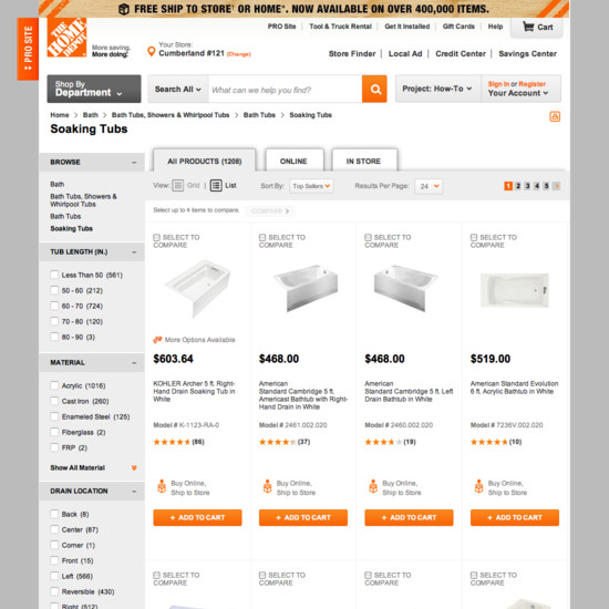 Home Depot Product List Bing Images