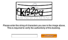CAPTCHA can be difficult to decipher and adds friction to your sign-up process.