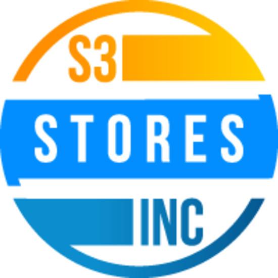 S3 Stores Logo