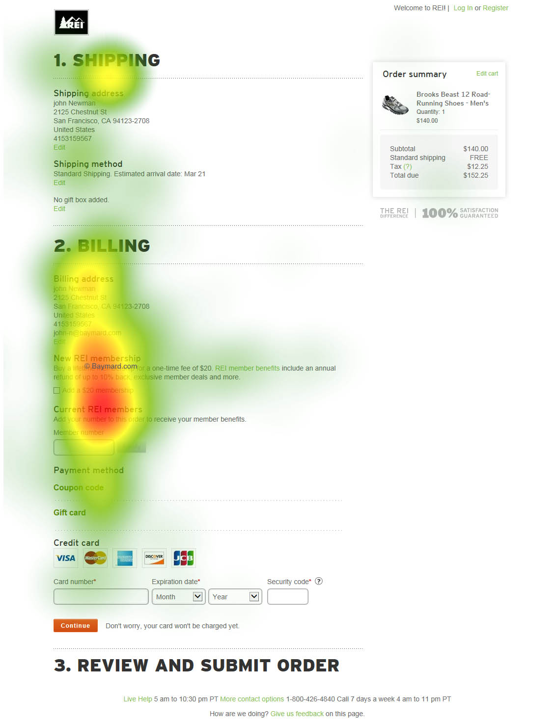 Usability Study for - UXDE | User Experience Designer